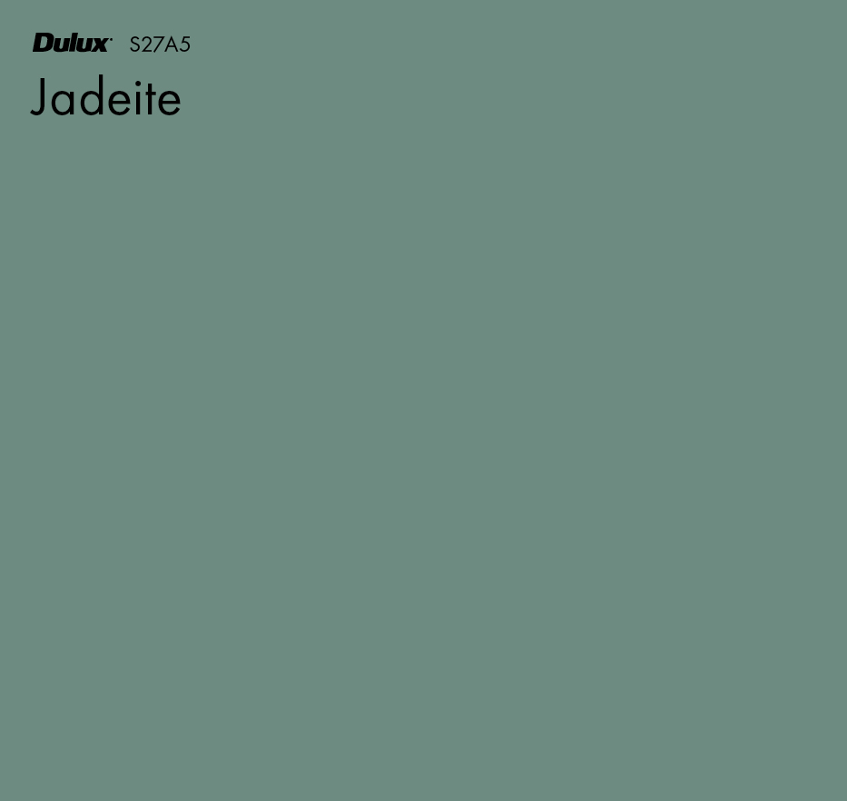 Jadeite by Dulux, a Greens for sale on Style Sourcebook
