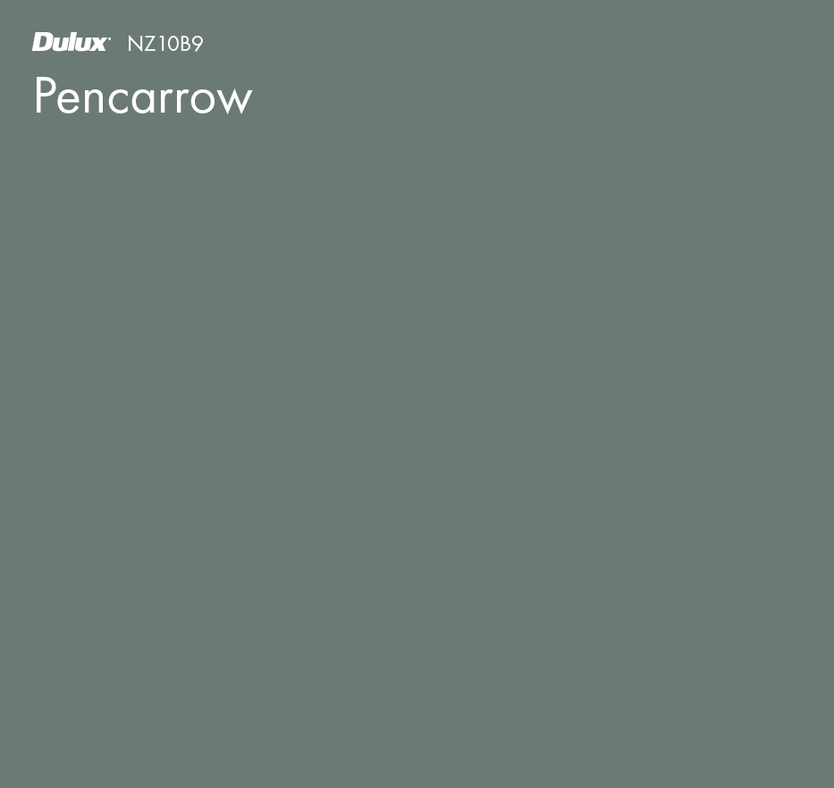Pencarrow by Dulux, a Greens for sale on Style Sourcebook