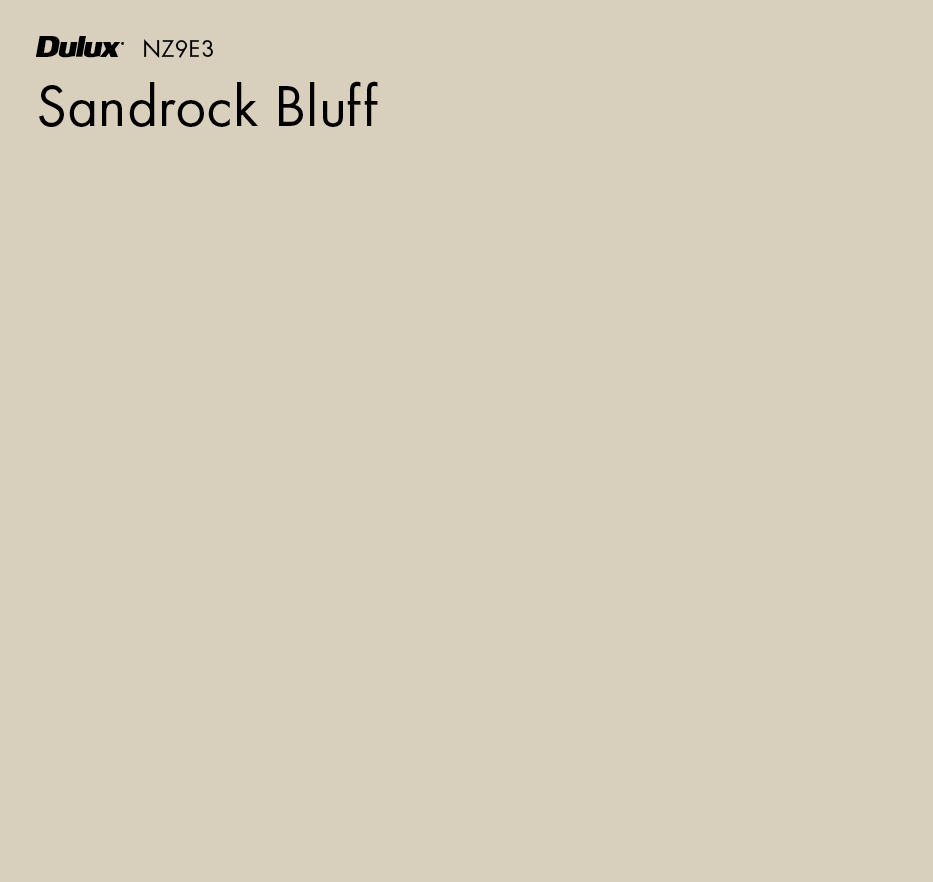 Sandrock Bluff by Dulux, a Browns for sale on Style Sourcebook