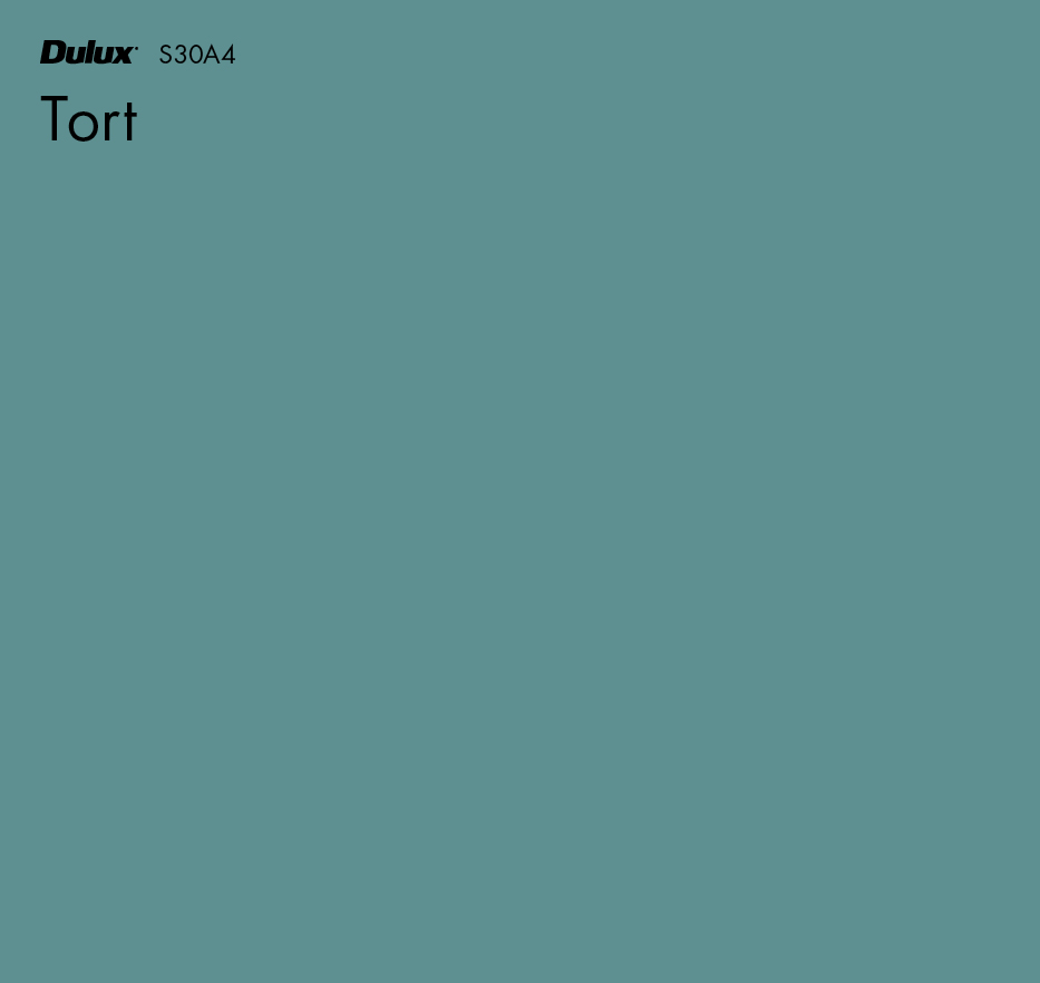 Tort by Dulux, a Greens for sale on Style Sourcebook