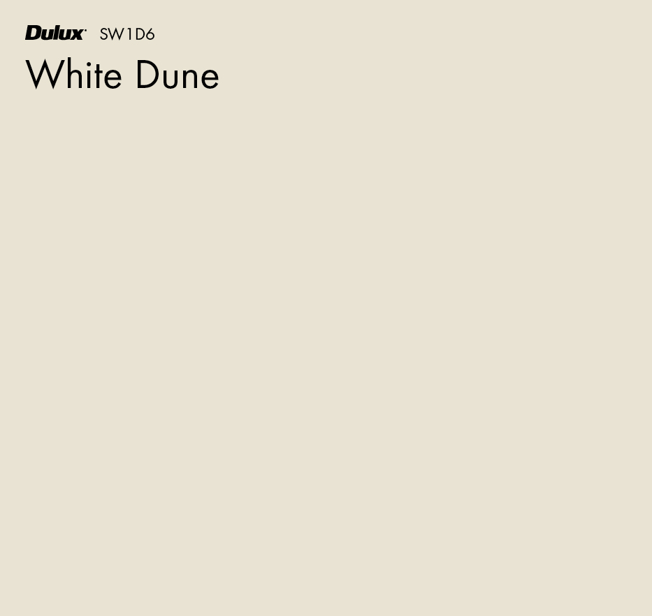 White Dune by Dulux, a Whites and Neutrals for sale on Style Sourcebook