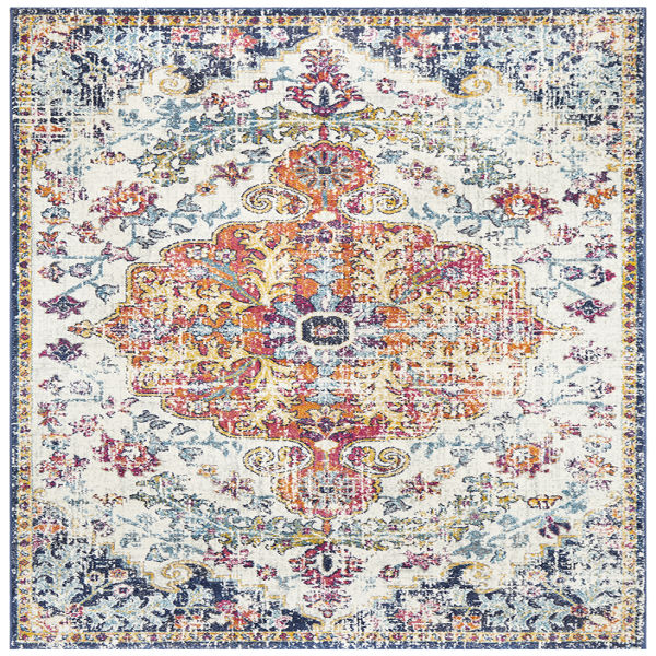 Evoke Carnival White by Unitex International, a Contemporary Rugs for sale on Style Sourcebook