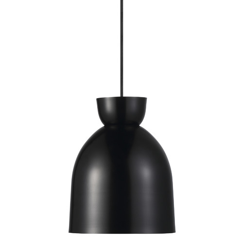 Circus Pendant Light Colour: Black, Diameter: 21cm by Temple & Webster, a Pendant Lighting for sale on Style Sourcebook