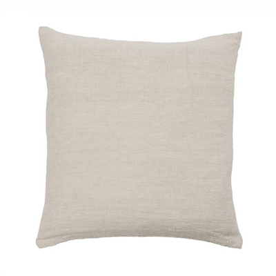 Home Republic Malmo Linen Cushion 50x50cm Natural By Adairs by Home Republic, a Cushions, Decorative Pillows for sale on Style Sourcebook