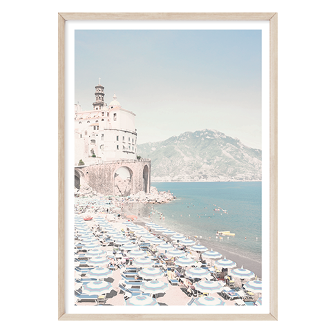 Summer in Italy by Boho Art & Styling