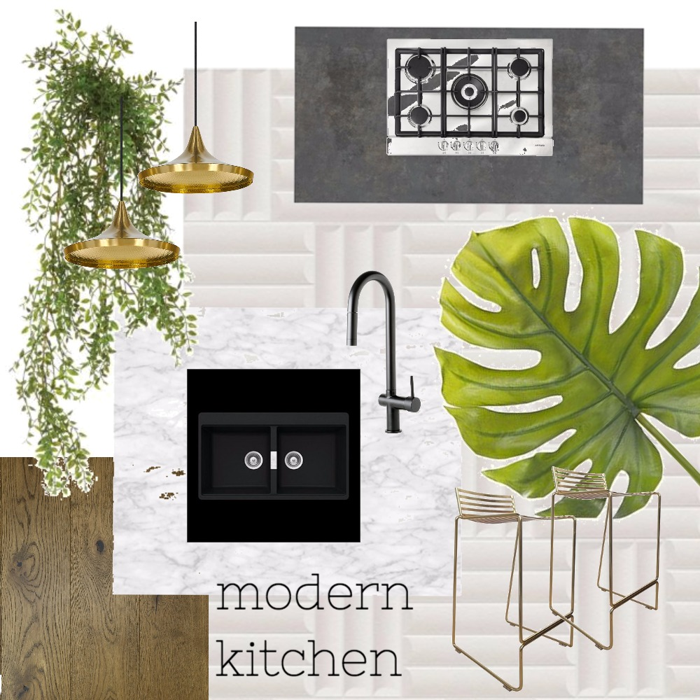 Modern Kitchen Mood Board by k_b on Style Sourcebook