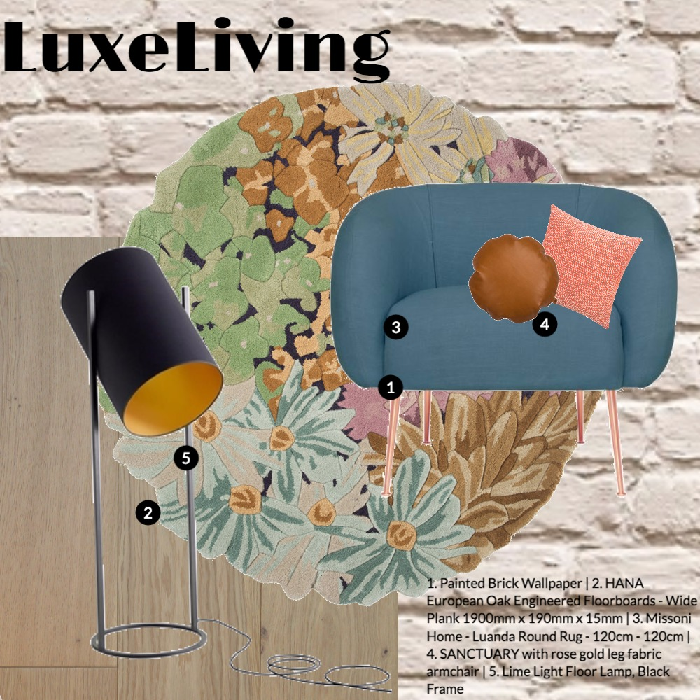 Luxe Living Mood Board by k_b on Style Sourcebook