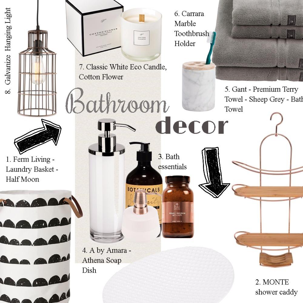Bathroom Decor Mood Board by Dian Lado on Style Sourcebook