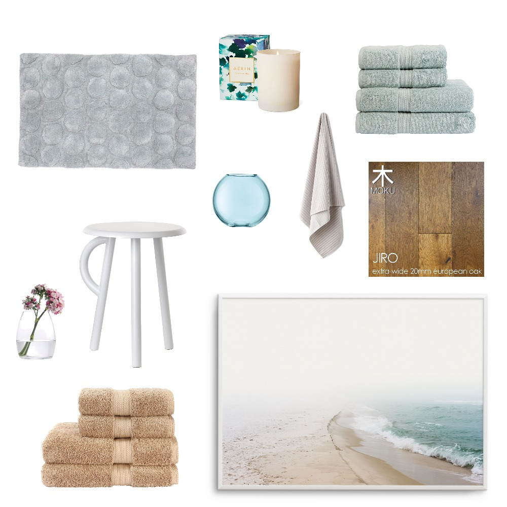 Mum's Bathroom Mood Board by koocamellia_ on Style Sourcebook