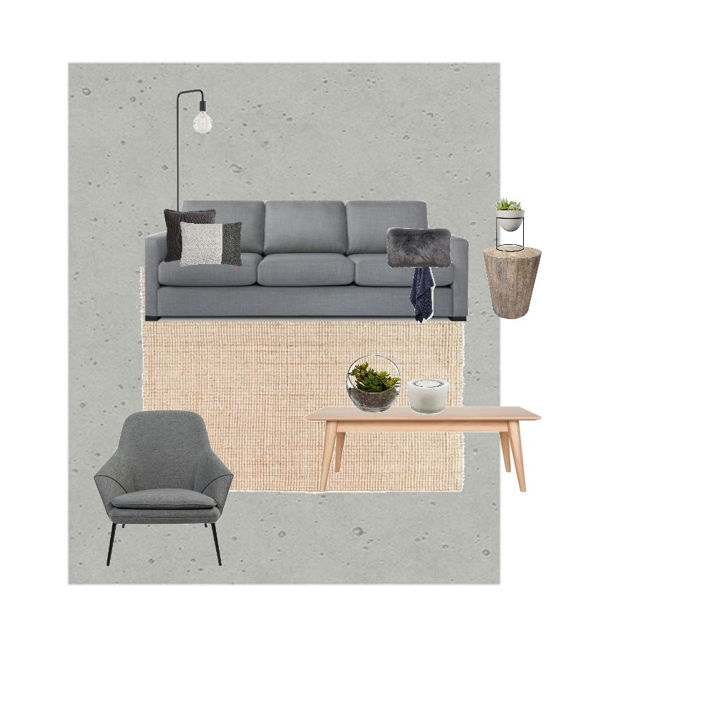 lounge Mood Board by shellm on Style Sourcebook