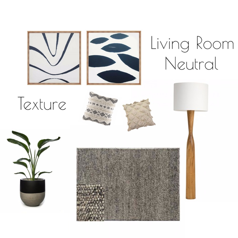 Neutral Living room Mood Board by Jo Daly Interiors on Style Sourcebook