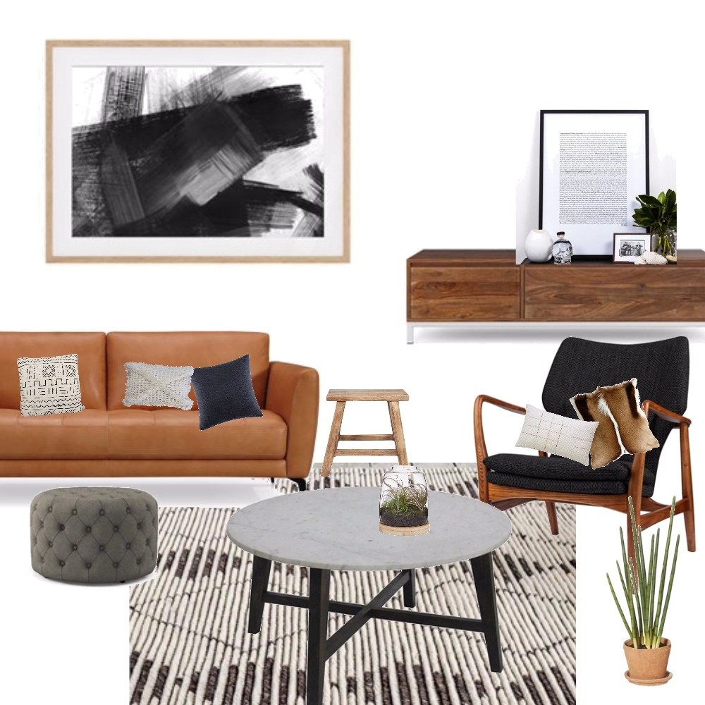 Living room Interior Design Mood Board by Chasing Spring on Style Sourcebook