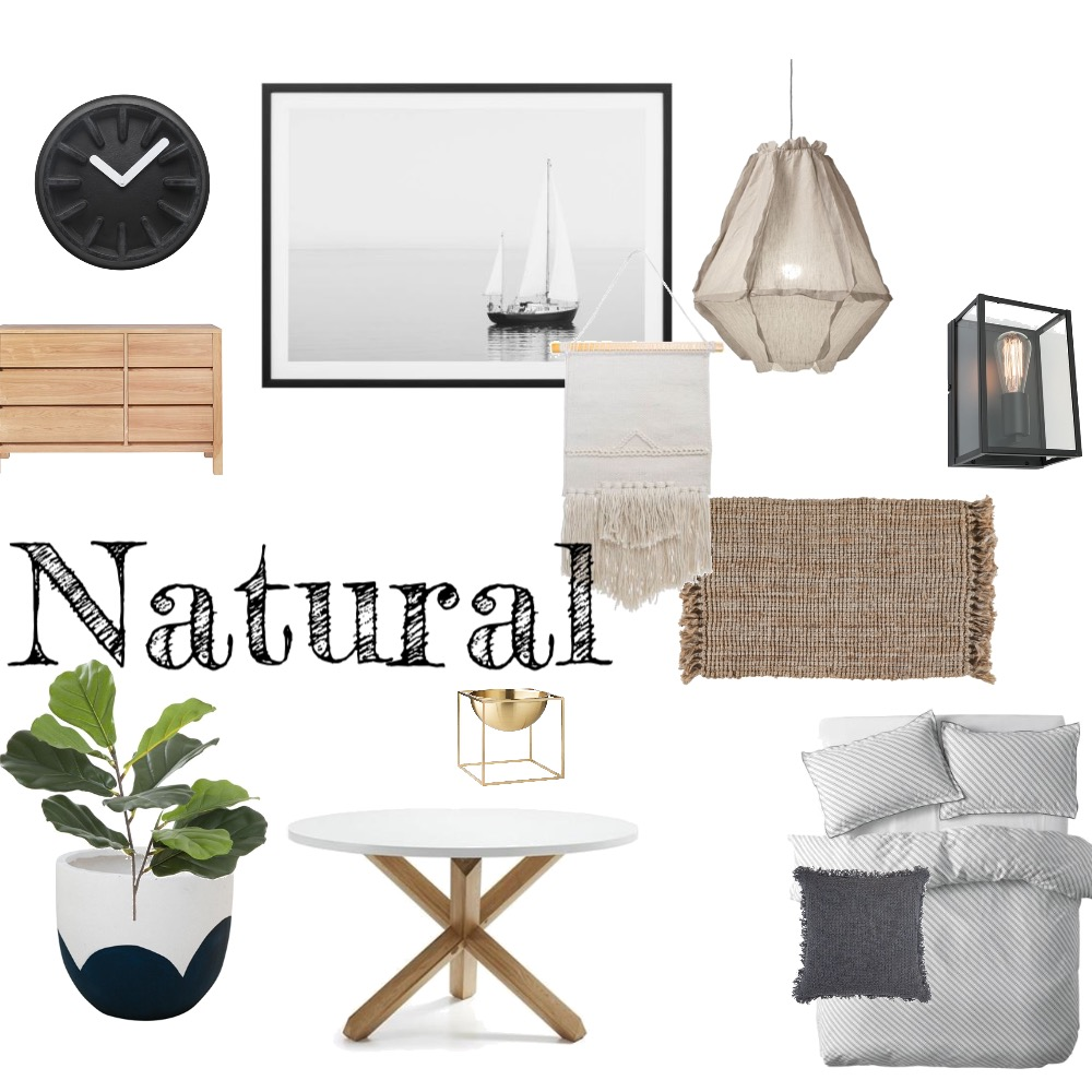 Natural Mood Board by offtheshelf_ on Style Sourcebook