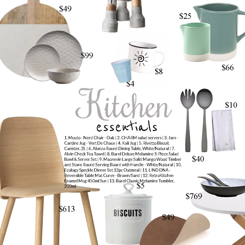 kitchen essentials Mood Board by Dian Lado on Style Sourcebook