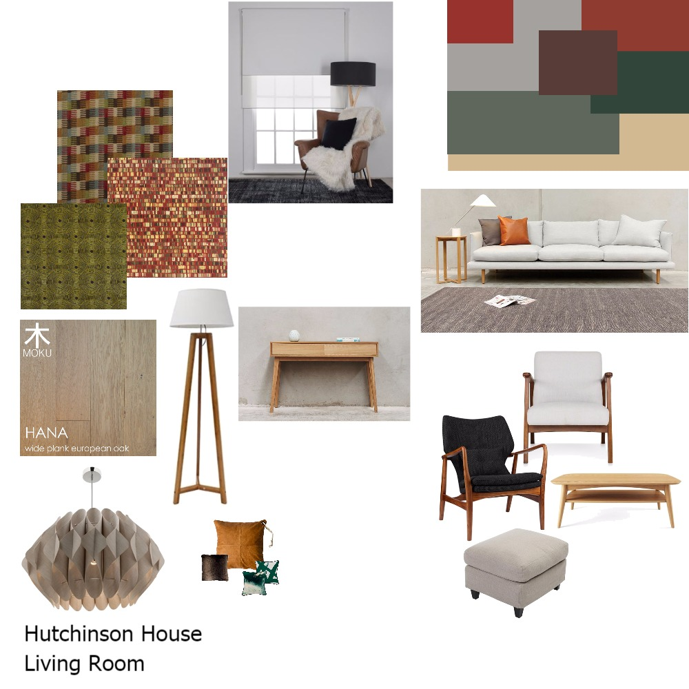 Hutchinson House Living Room Mood Board by sarahlane on Style Sourcebook