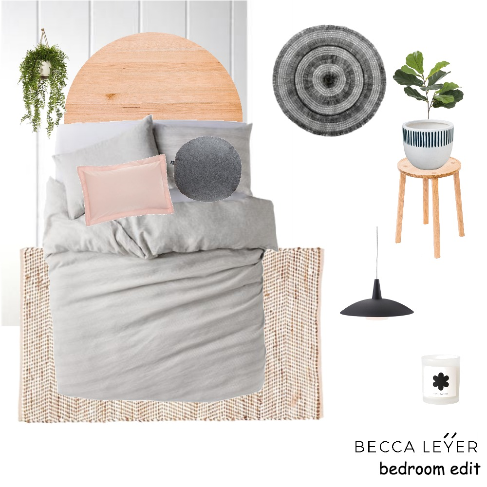 Bedroom Edit 2 Mood Board by beccaleyer on Style Sourcebook