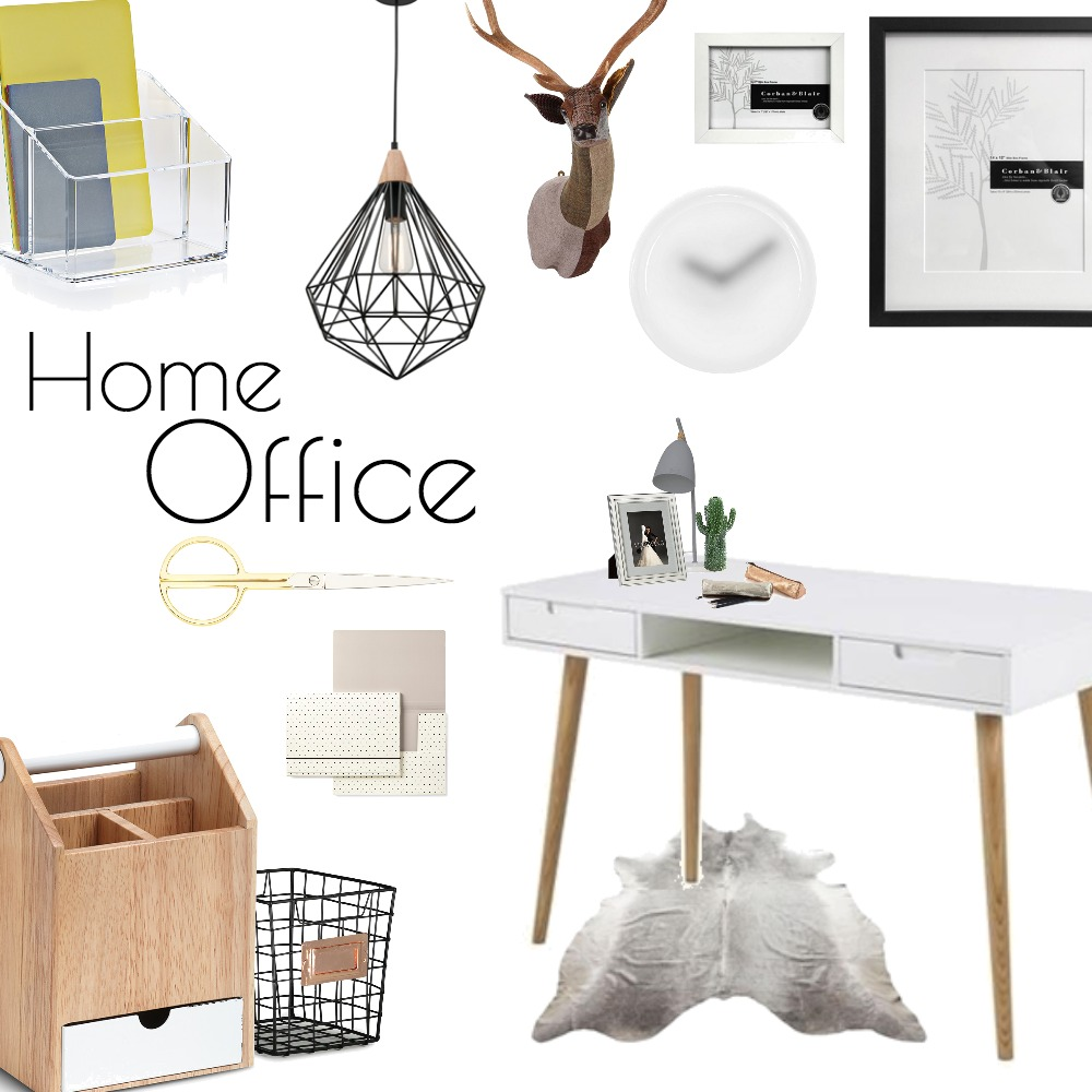 Home office Mood Board by Dian Lado on Style Sourcebook