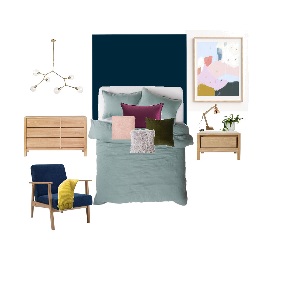 bedroom 2 Mood Board by bianca on Style Sourcebook