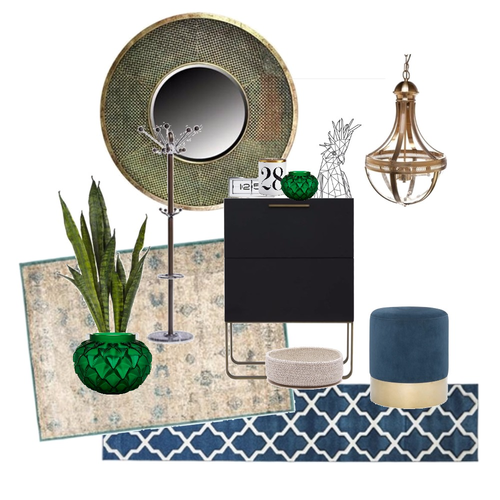 Classic Entry Hallway Mood Board by afterworkdiy on Style Sourcebook