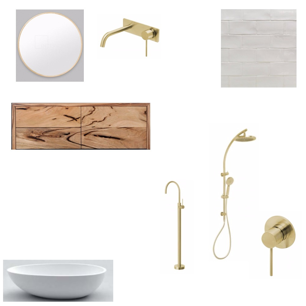 Bathroom Mood Board by jessicaannlouise on Style Sourcebook