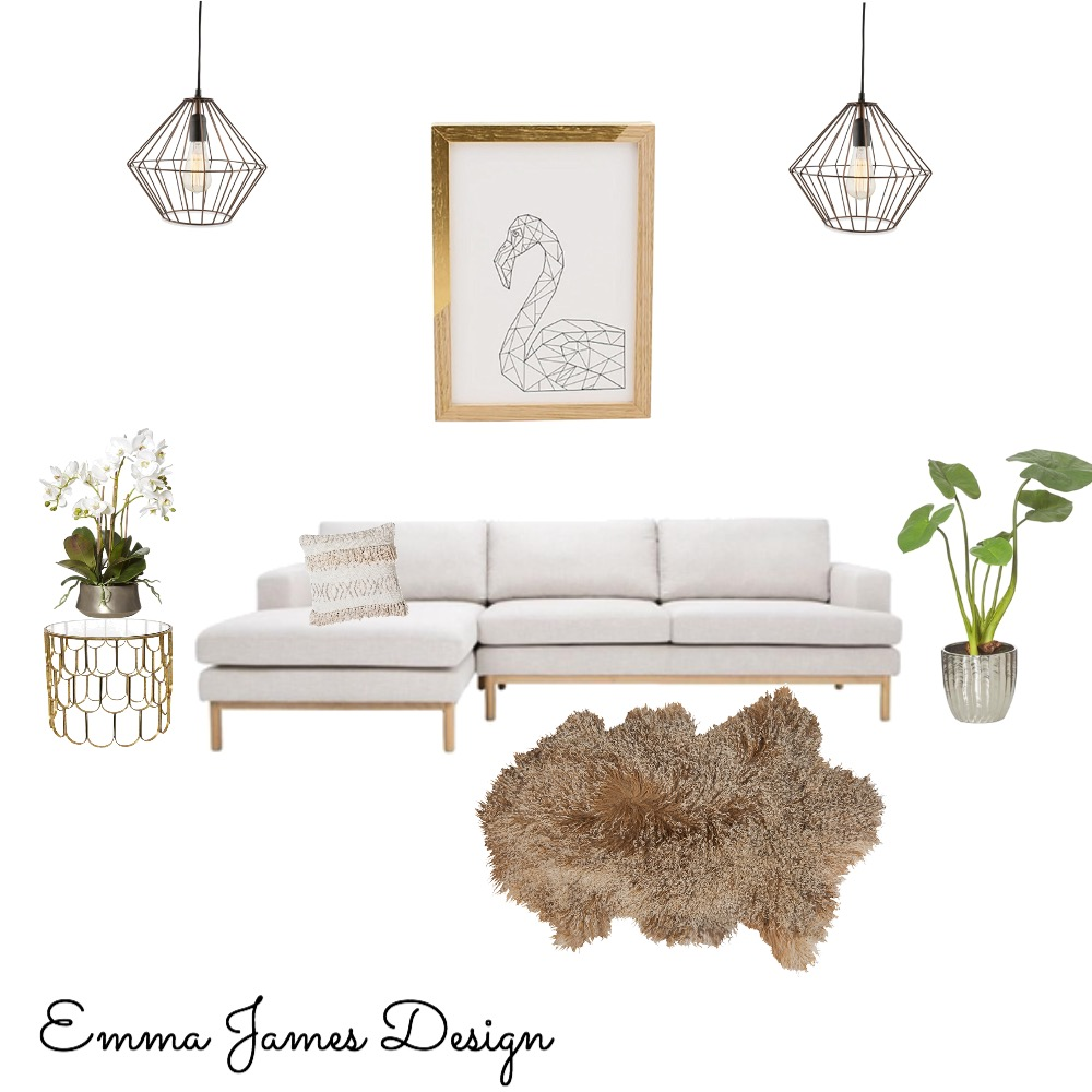 Lounge Room Mood Board by Emma98121 on Style Sourcebook