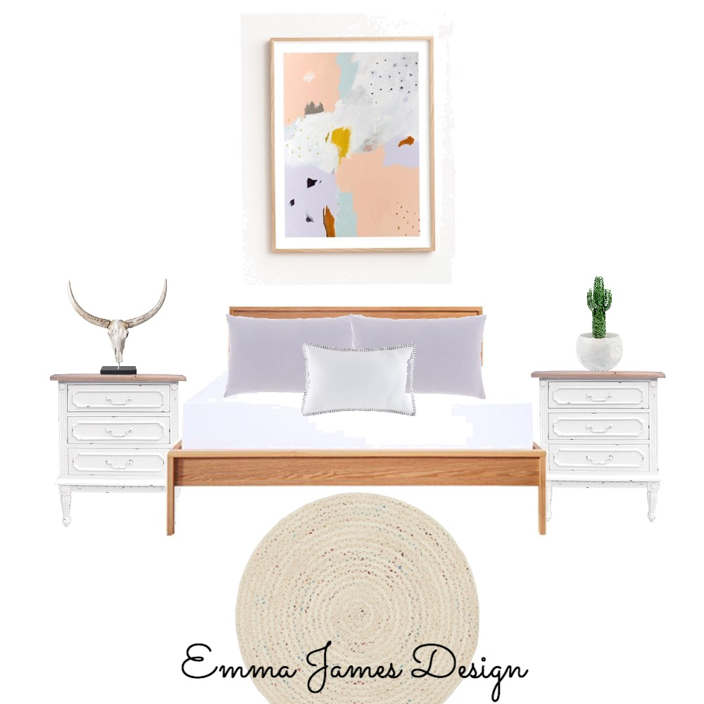 Bedroom Mood Board by Emma98121 on Style Sourcebook