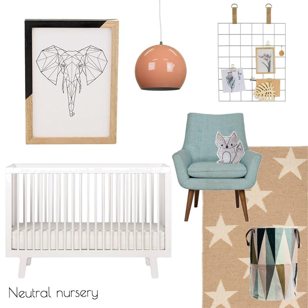 Neutral nursery Mood Board by Amy Collins-Walker on Style Sourcebook