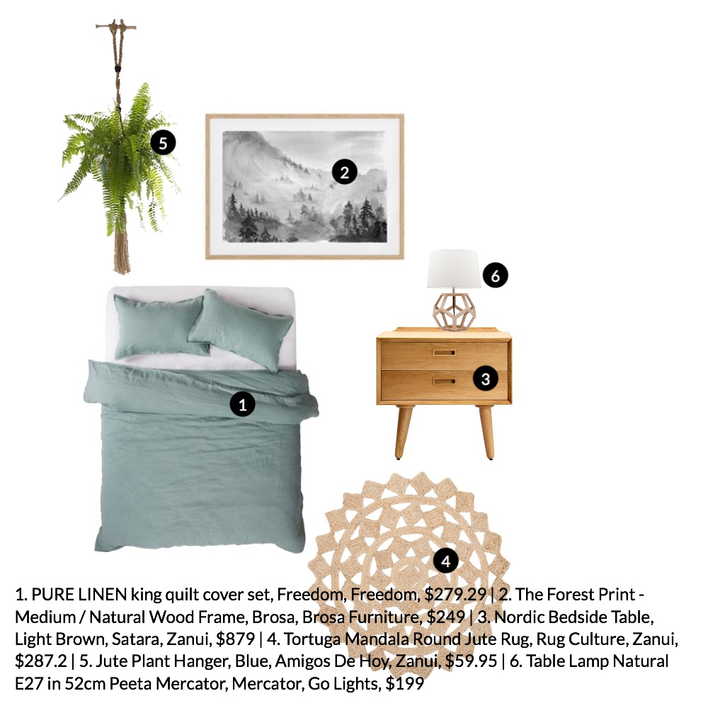 bed Mood Board by Cataliña on Style Sourcebook