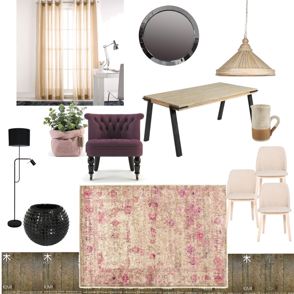 dining room Mood Board by husna on Style Sourcebook