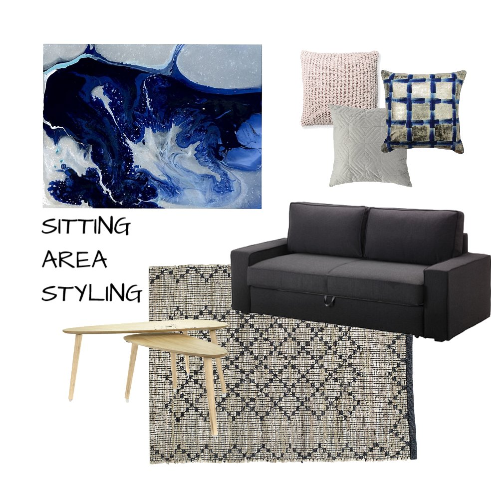 Sitting Area Mood Board by Melissa on Style Sourcebook