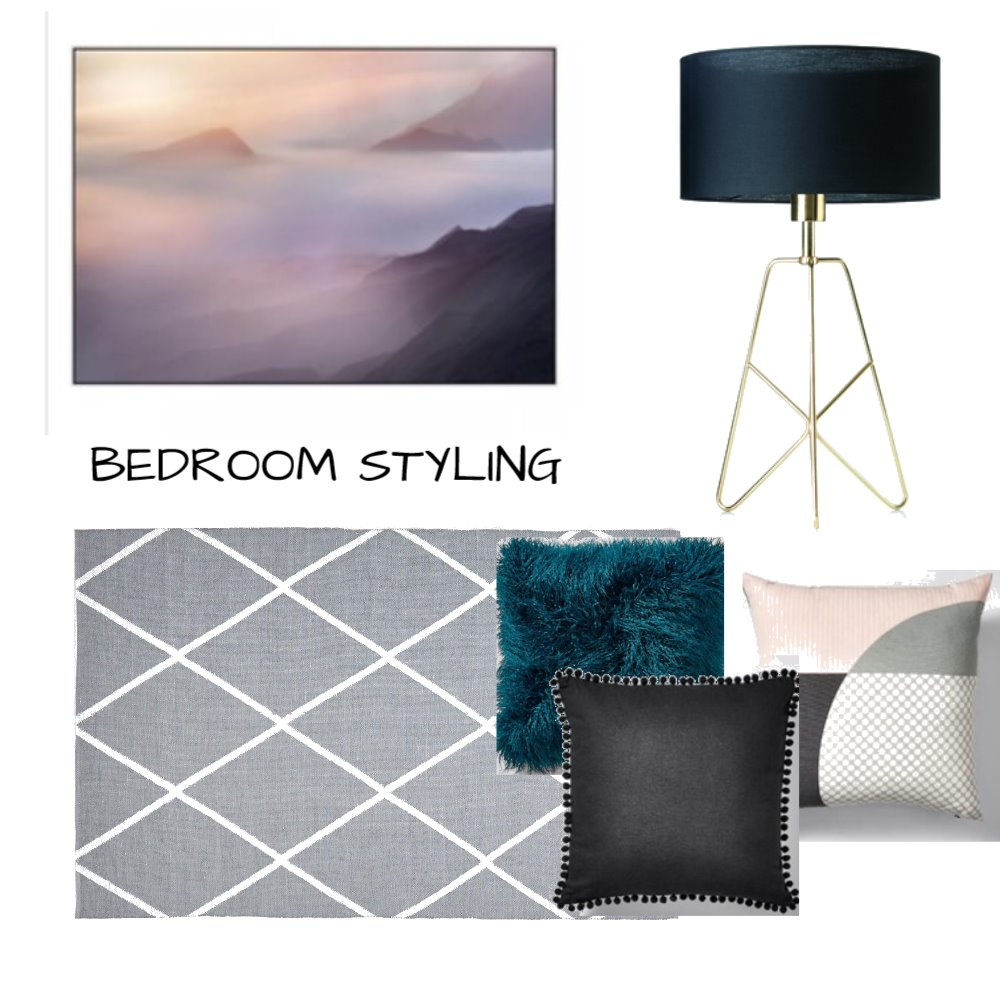 Bedroom Styling Mood Board by Melissa on Style Sourcebook