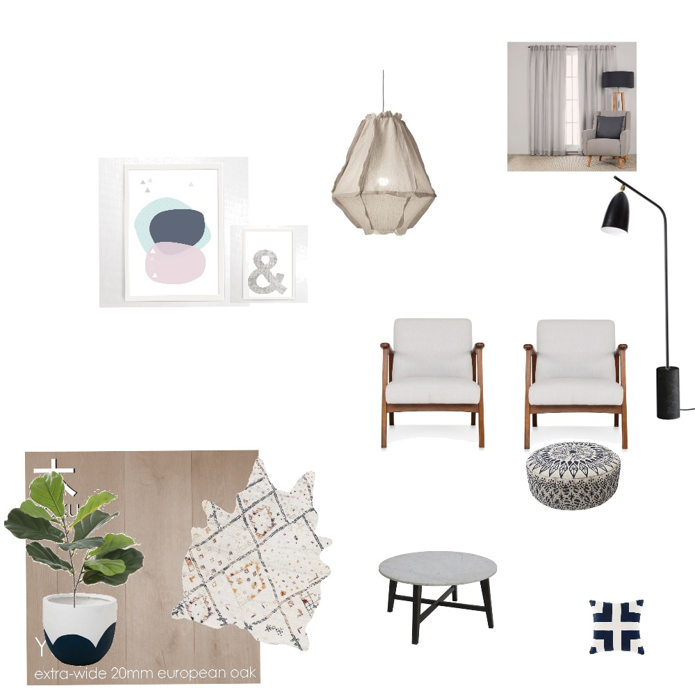 loung Mood Board by sami on Style Sourcebook