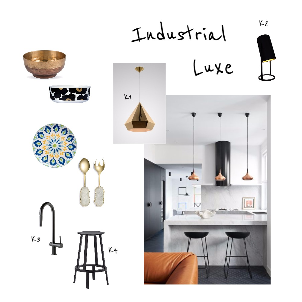 Kitchen Mood Board by shuyi on Style Sourcebook