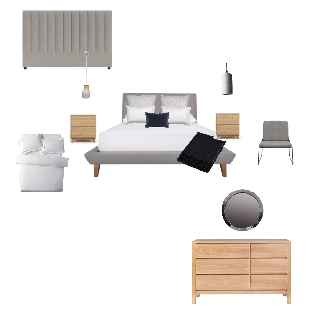 Master Bedroom Mood Board by elizabethheck on Style Sourcebook