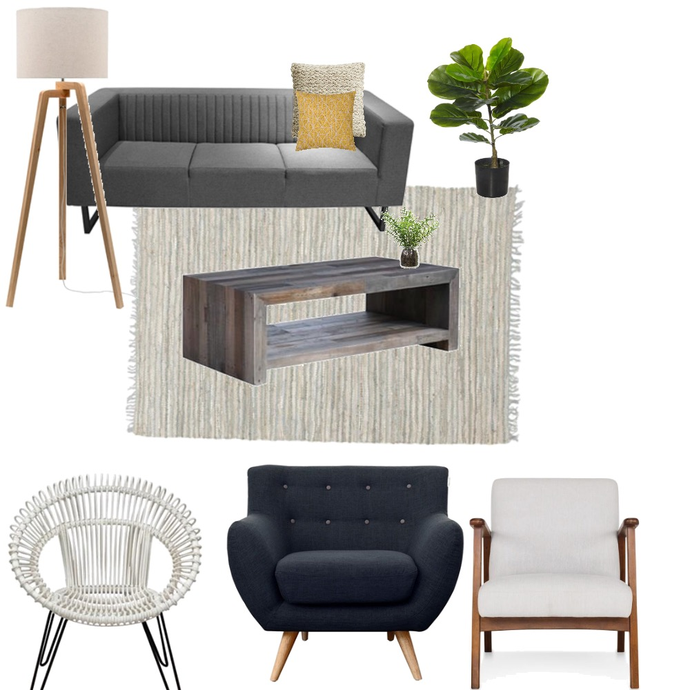 Lounge Room Interior Design Mood Board by Dream_home_inspo on Style Sourcebook