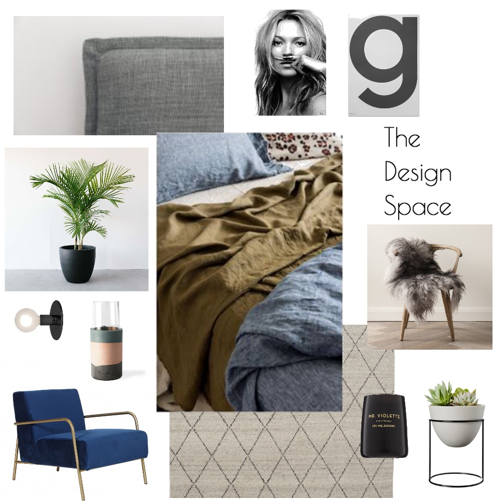 Bedroom Mood Board by TheDesignSpace on Style Sourcebook