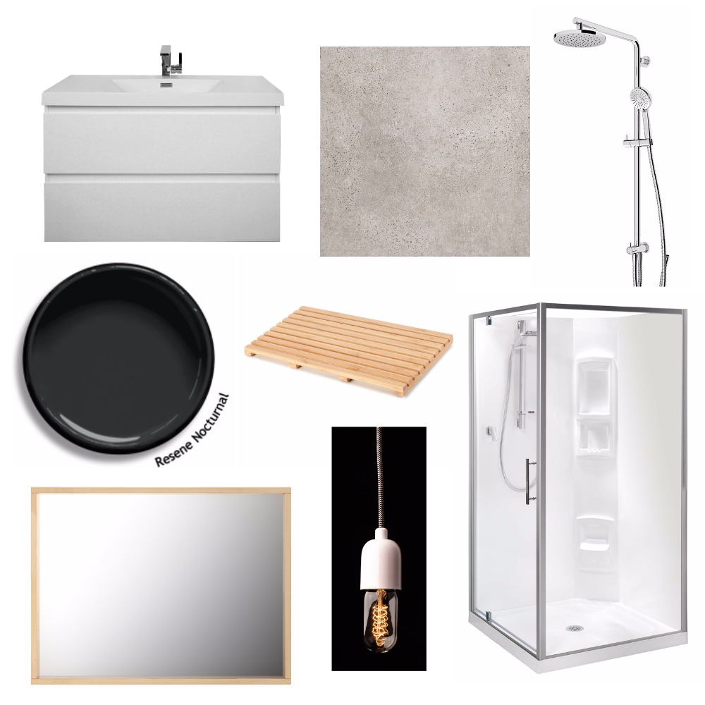 ensuite bathroom Mood Board by CaitlinWeston on Style Sourcebook