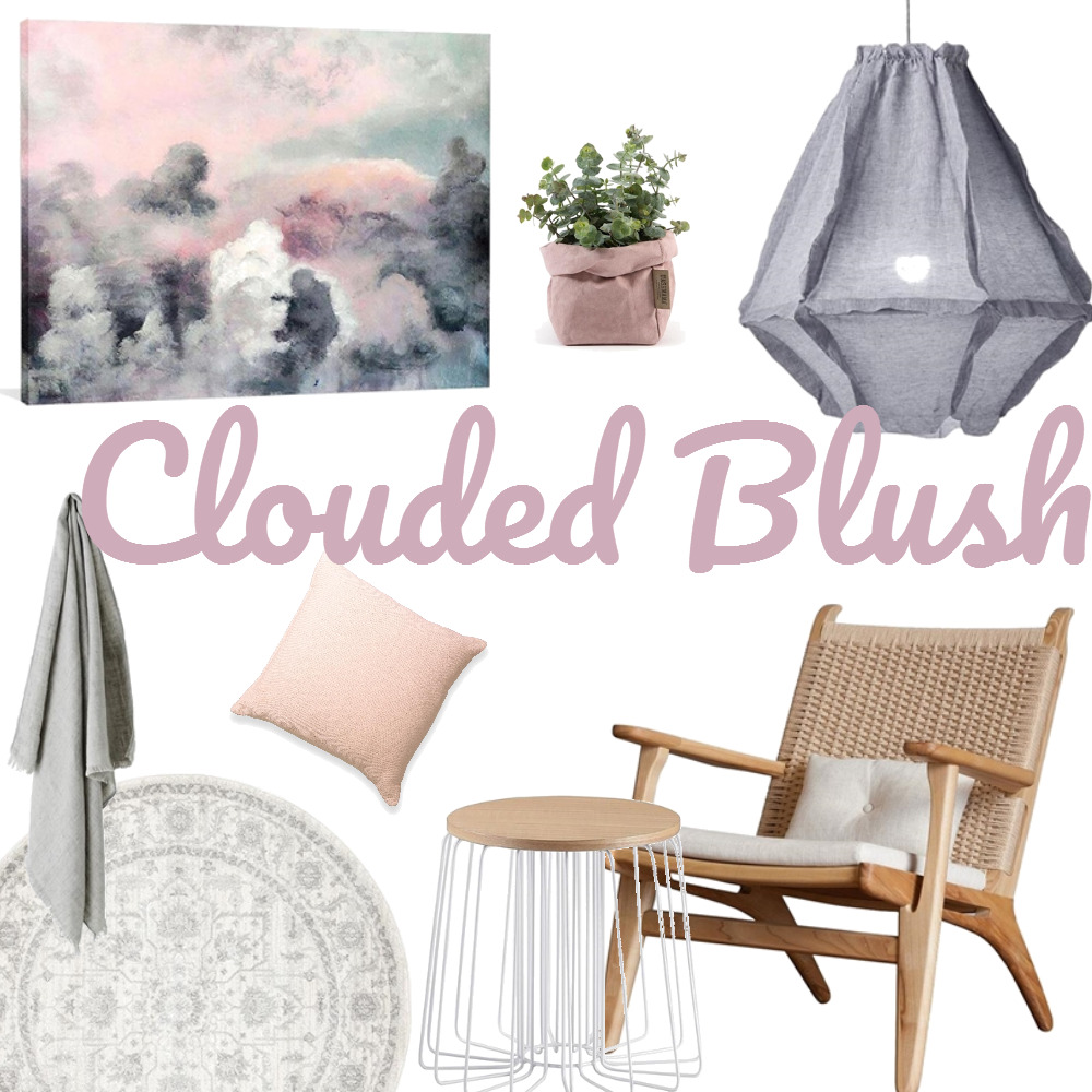 Clouded Blush Mood Board by sabina7 on Style Sourcebook