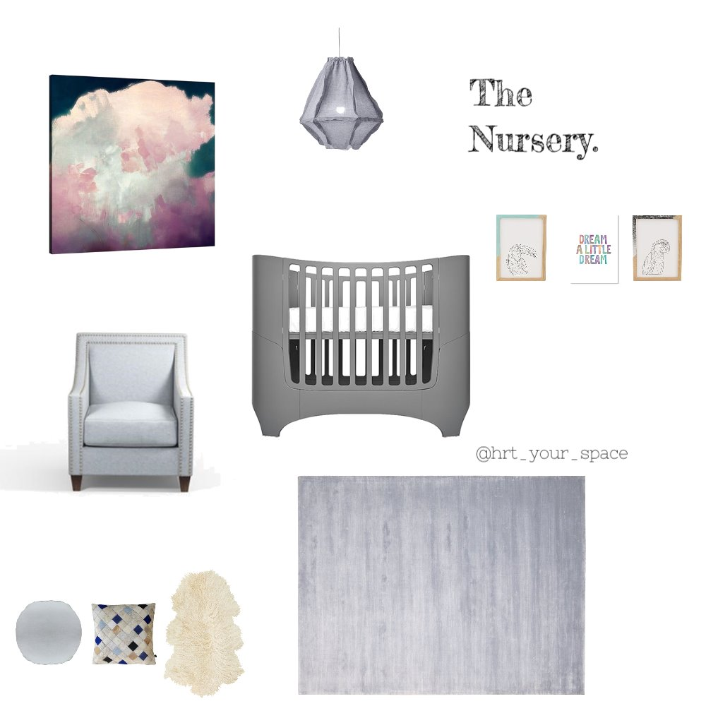 boys nursery Mood Board by hrt_your_space  on Style Sourcebook