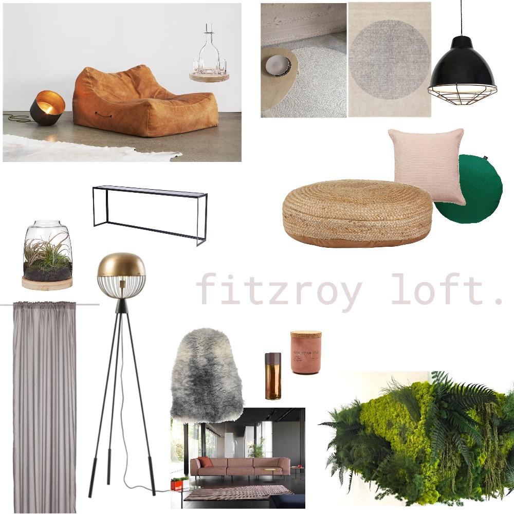 Fitzroy Loft Mood Board by ablazewski on Style Sourcebook
