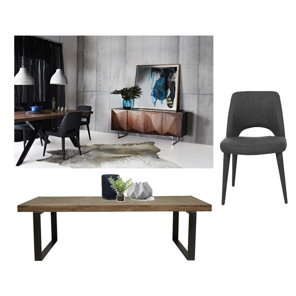 Dining Mood Board by Melissa on Style Sourcebook