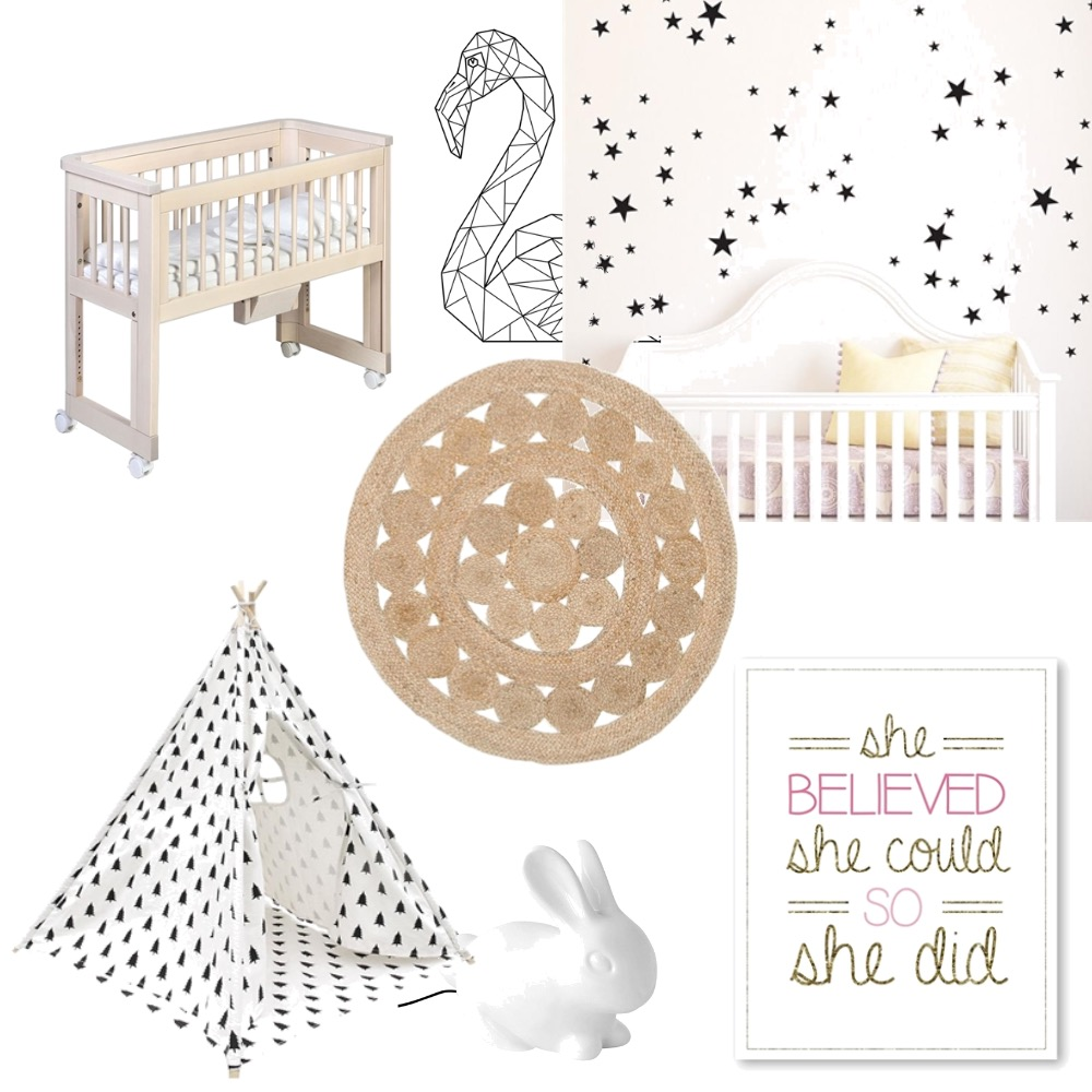 Maddison's big-girl room Mood Board by Mostly_Maddison on Style Sourcebook