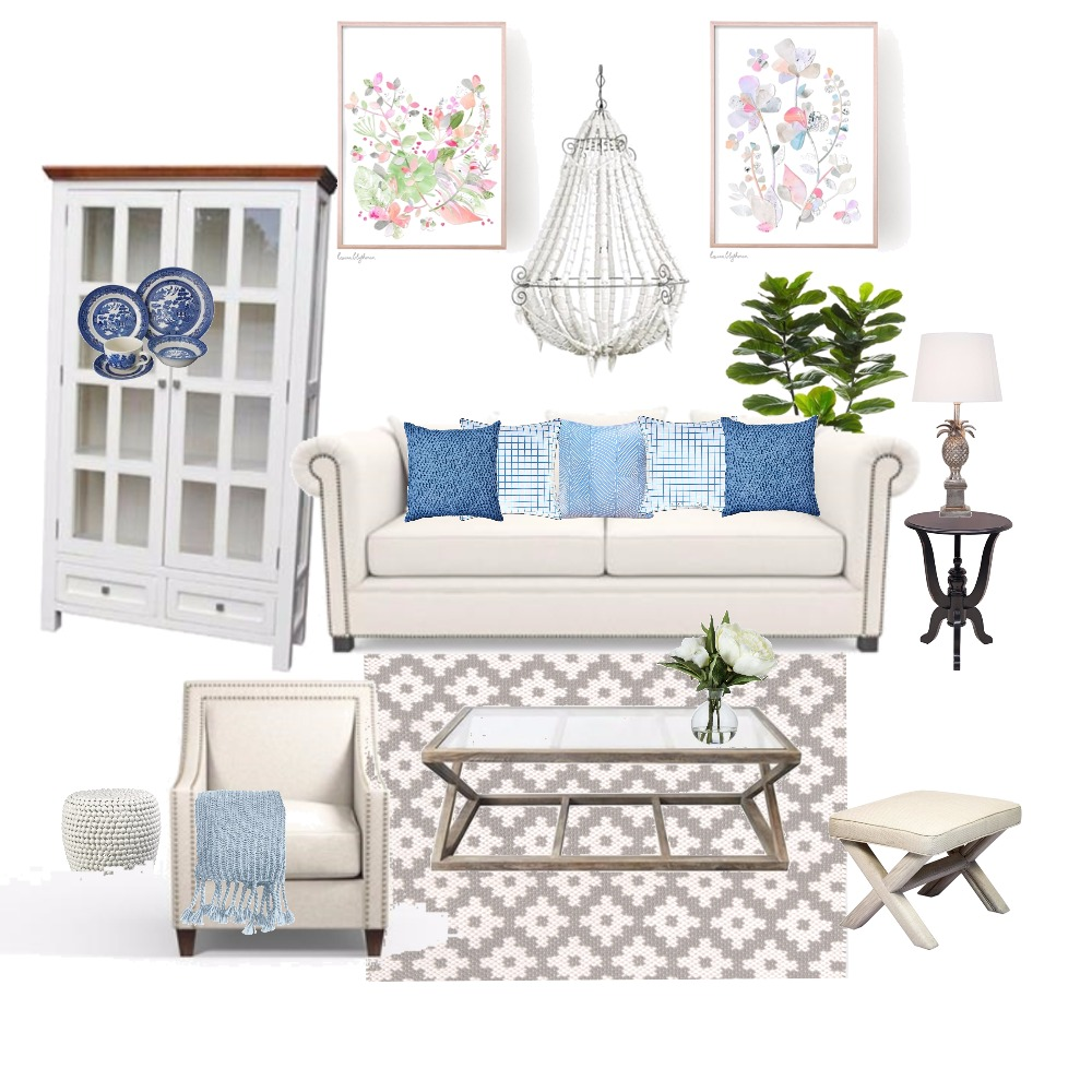 Coastal Hamptons Mood Board by coastalhamptonstyle on Style Sourcebook