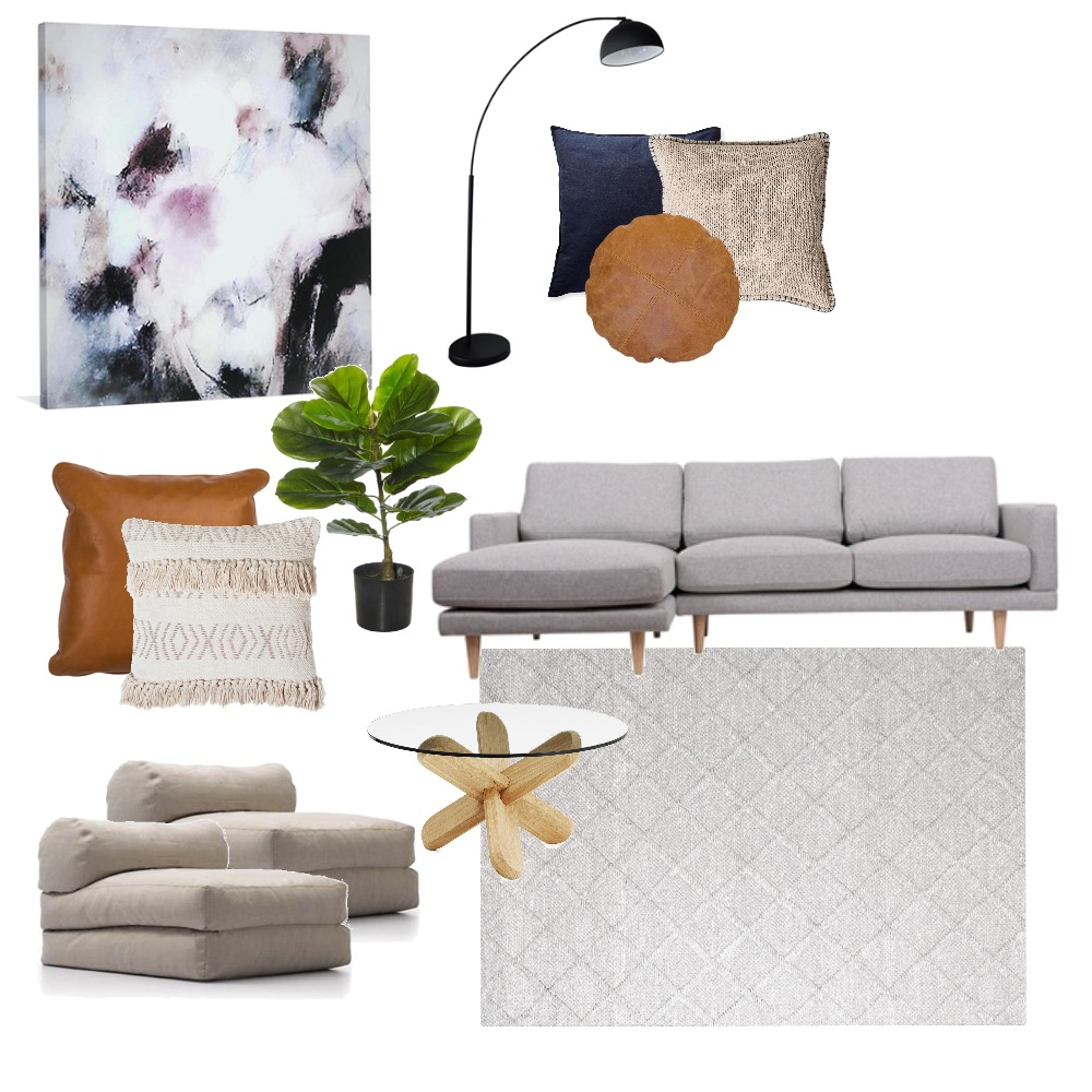 Media Room Inspo Mood Board by Dee on Style Sourcebook