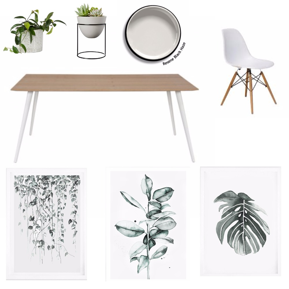 Dining Room Mood Board by CaitlinWeston on Style Sourcebook