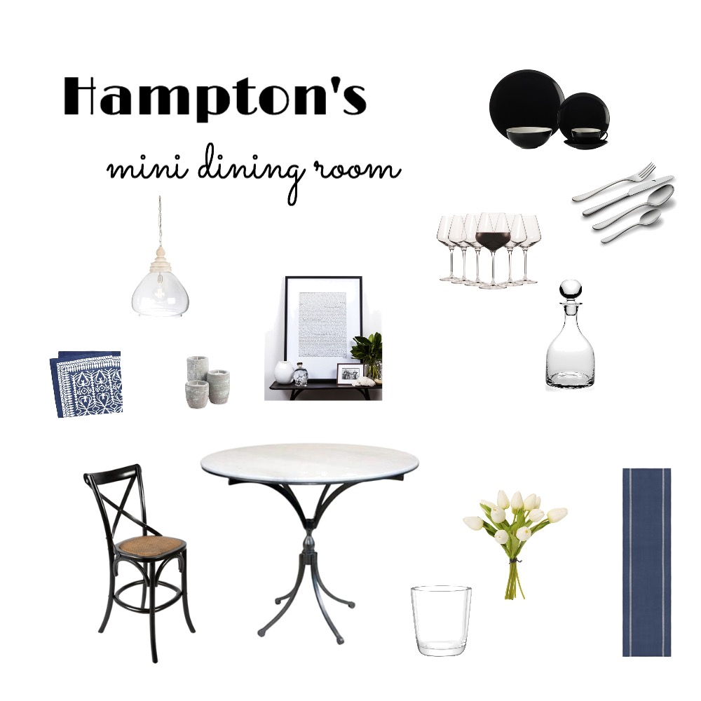 Hampton's kitchen dining table Mood Board by jolorenz on Style Sourcebook