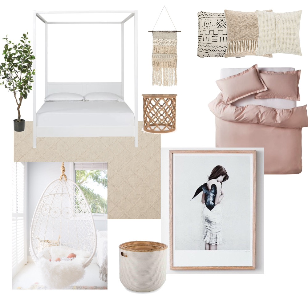 Coco's Bedroom Inspo Mood Board by Dee on Style Sourcebook
