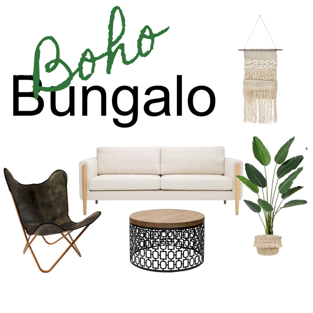 boho bungalo Mood Board by alessinteriors on Style Sourcebook
