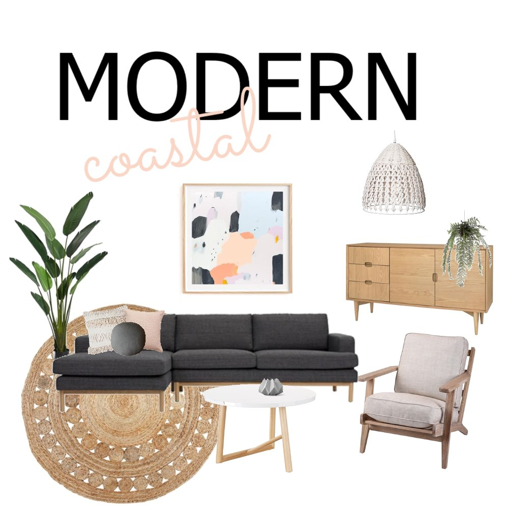 Modern Coastal 3 Mood Board by alessinteriors on Style Sourcebook