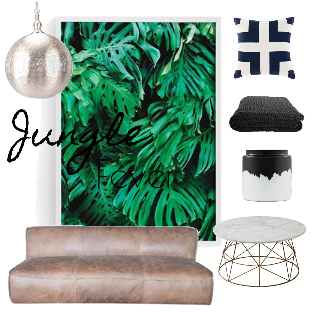 Jungle Fever Mood Board by SouthernHunter on Style Sourcebook